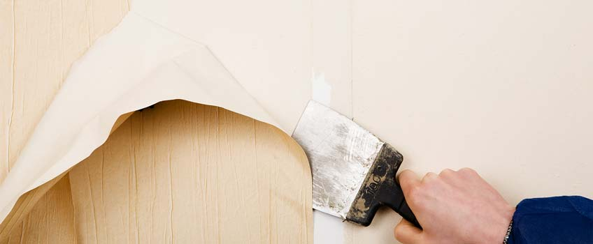 West Palm Beach Wallpaper Removal